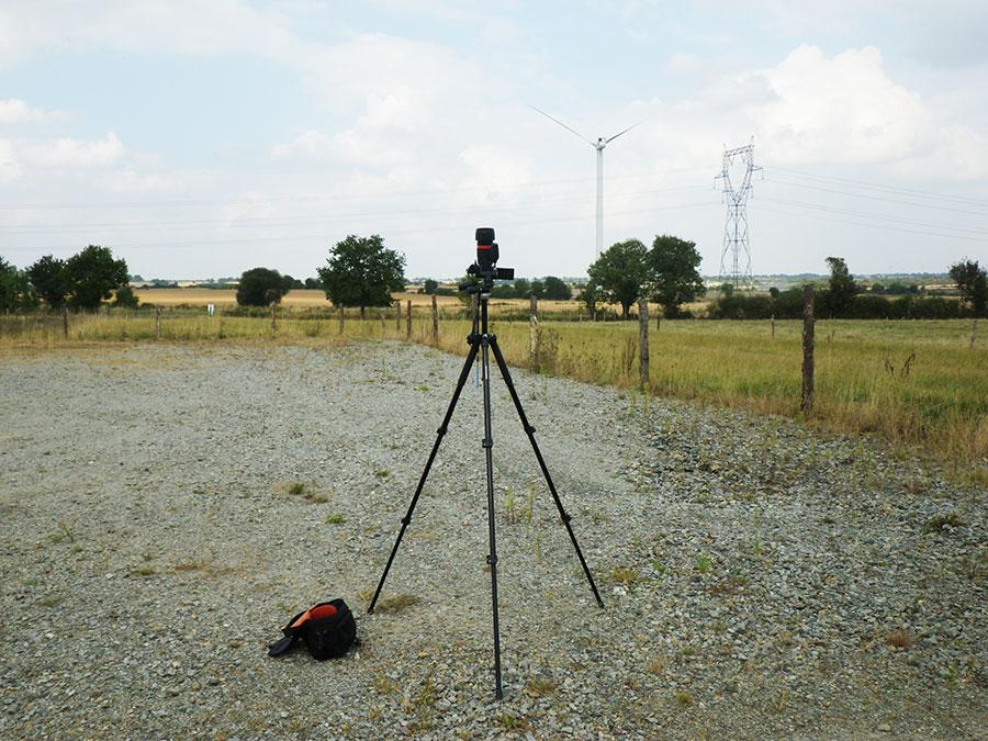 Measurements of rotor imbalance