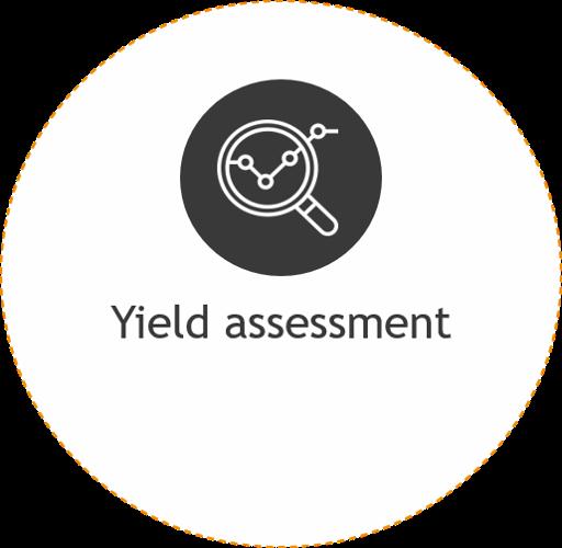 Yield Assessment