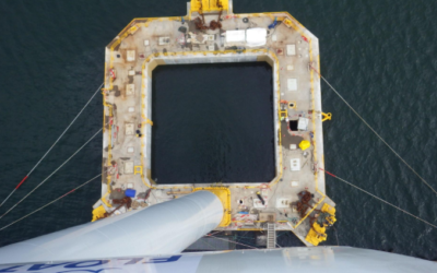 Offshore wind power: comprehensive expertise for your floating and installed offshore wind turbines